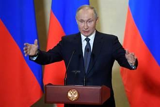 普丁不排除再次競選俄總統