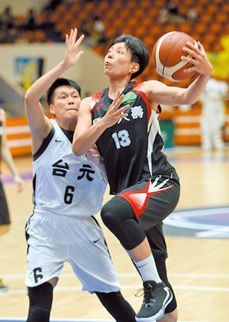 陳鈺君圓夢 奪冠軍賽MVP