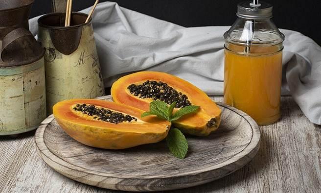 木瓜對健康的好處多多。(圖片來源:pixabay)