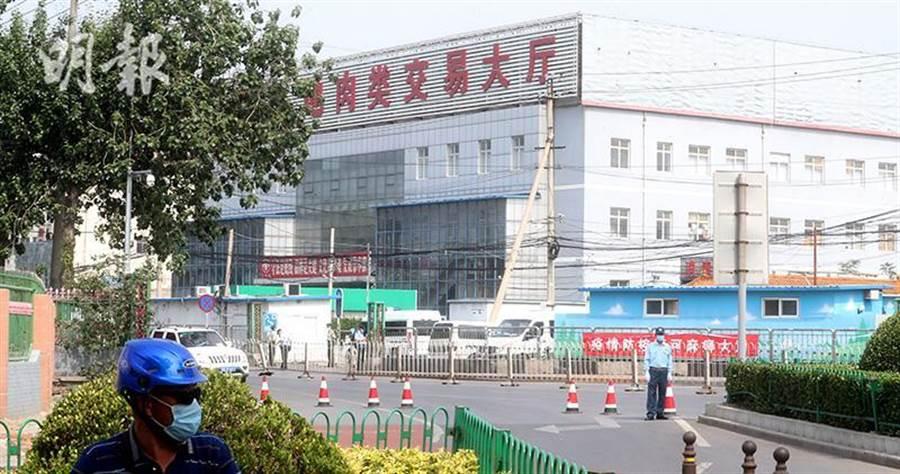 北京豐台區(中新社資料圖片)