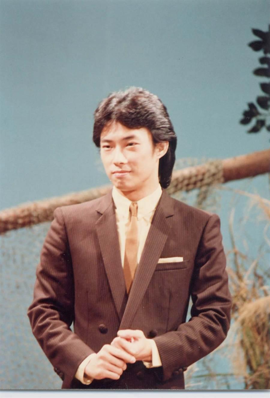 費玉清年輕時,跟日本女星安井千惠有過論及婚嫁的深刻感情。(中時資料照片)
