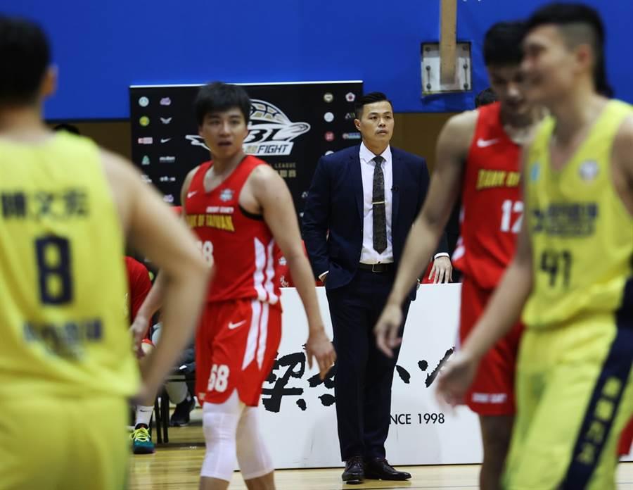 隨著林任鴻、呂冠霆兩人突然宣告離隊,台銀總教練陳國維接下來傷腦筋了。(中華籃協提供)