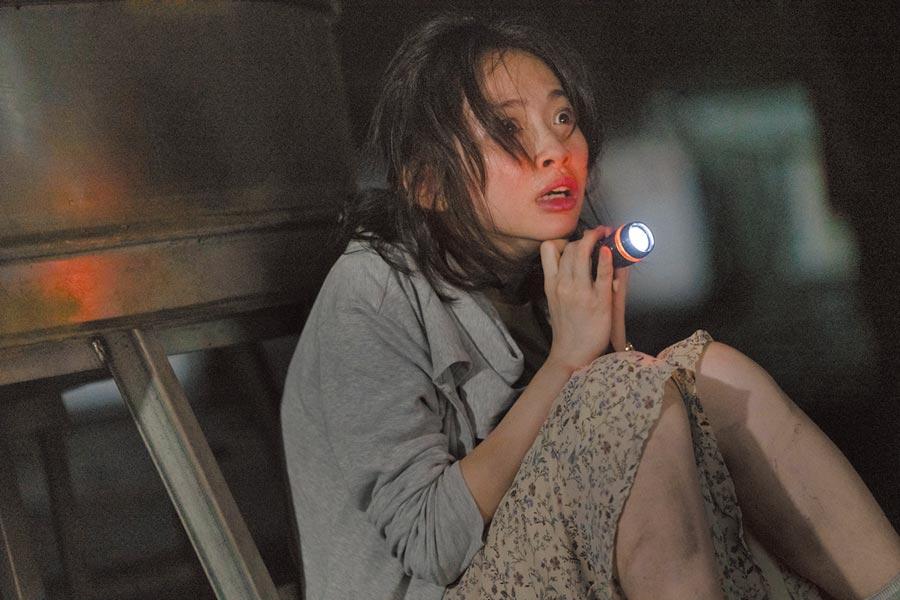 詹宛儒憑《女鬼橋》的表演入圍台北電影獎最佳女配角。(傳影提供)