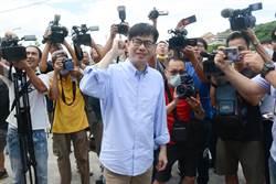 陳其邁公布競總發言人團隊 黃捷未入列