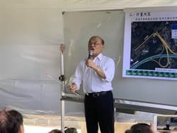 陸武力擴增再加設飛彈 蘇貞昌:台灣會保護好國家領土