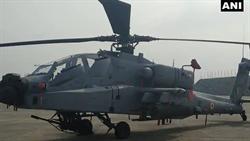 印度邊界出動美製阿帕契直升機 對抗陸99式坦克