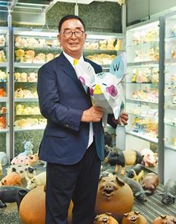 叫我豬達人! 多才多藝吳春山 收藏豬偶逾1.2萬件