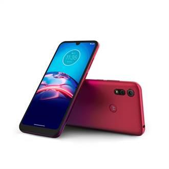 Motorola e6s入門機僅3990元 台哥大門市開賣