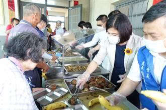 雲林長青食堂全面恢復共餐
