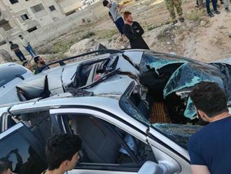 美軍「忍者炸彈」再出動 擊穿恐怖份子汽車