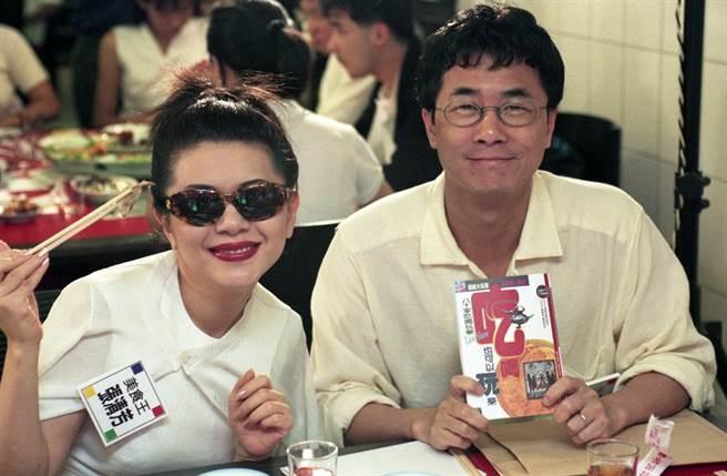 張清芳曾和製作人曹俊鴻愛情長跑10年。(圖/本報系資料照)