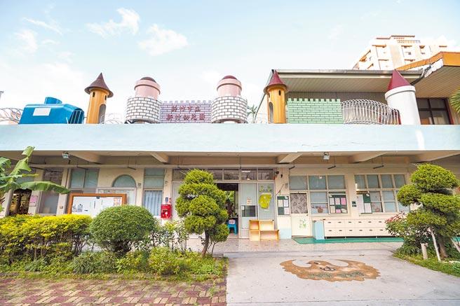 新竹市立幼兒園已完成土地使用項目變更,重建後將在2024年重生。(邱立雅攝)