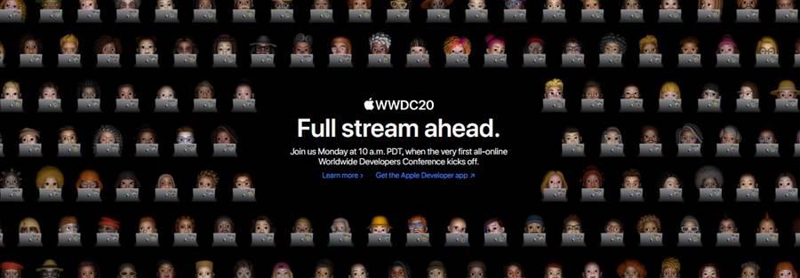 你跟全球果粉一樣,都準備好要一起收看蘋果 WWDC(蘋果全球開發者大會)直播了嗎?(摘自蘋果官網)