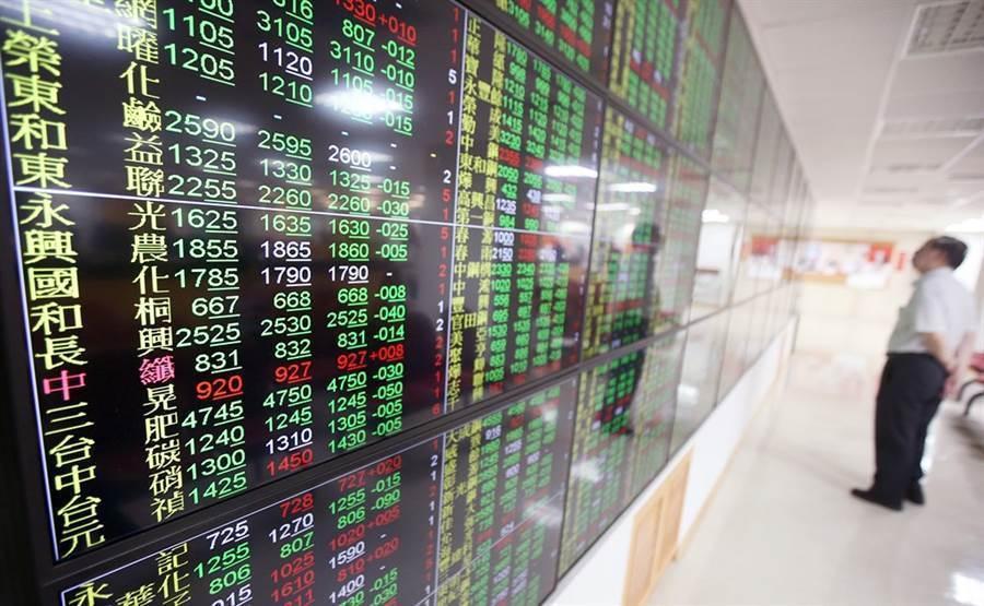 台股加權股價指數開高趨堅,終場收11572.93點,上漲23.7點,漲幅0.2%,成交1820.69億元。圖/本報系資料照片