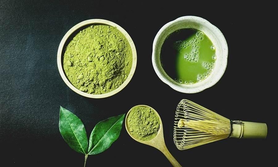 抹茶比一般綠茶含有更多茶胺酸,這種胺基酸經研究證實可降低壓力和焦慮。(圖/pixabay)