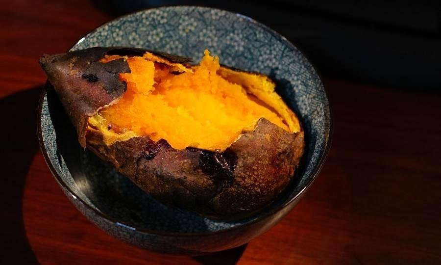 台灣常吃到的地瓜就是最能紓壓的食物之一。(圖片來源:Pixabay)