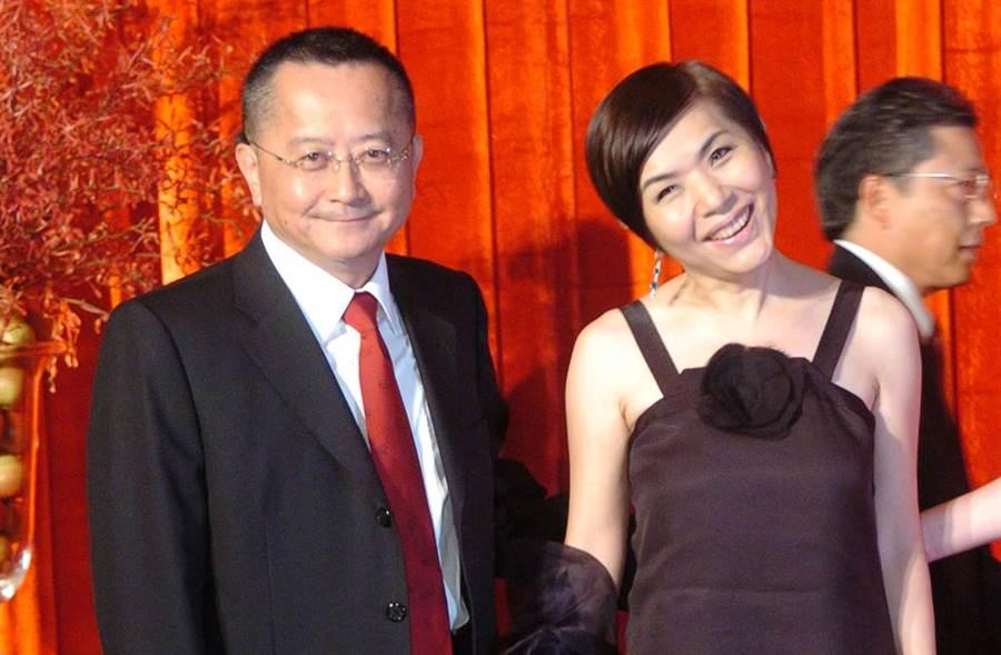 張清芳宣布離婚宋學仁,15年婚姻畫下句點。(中時資料照)