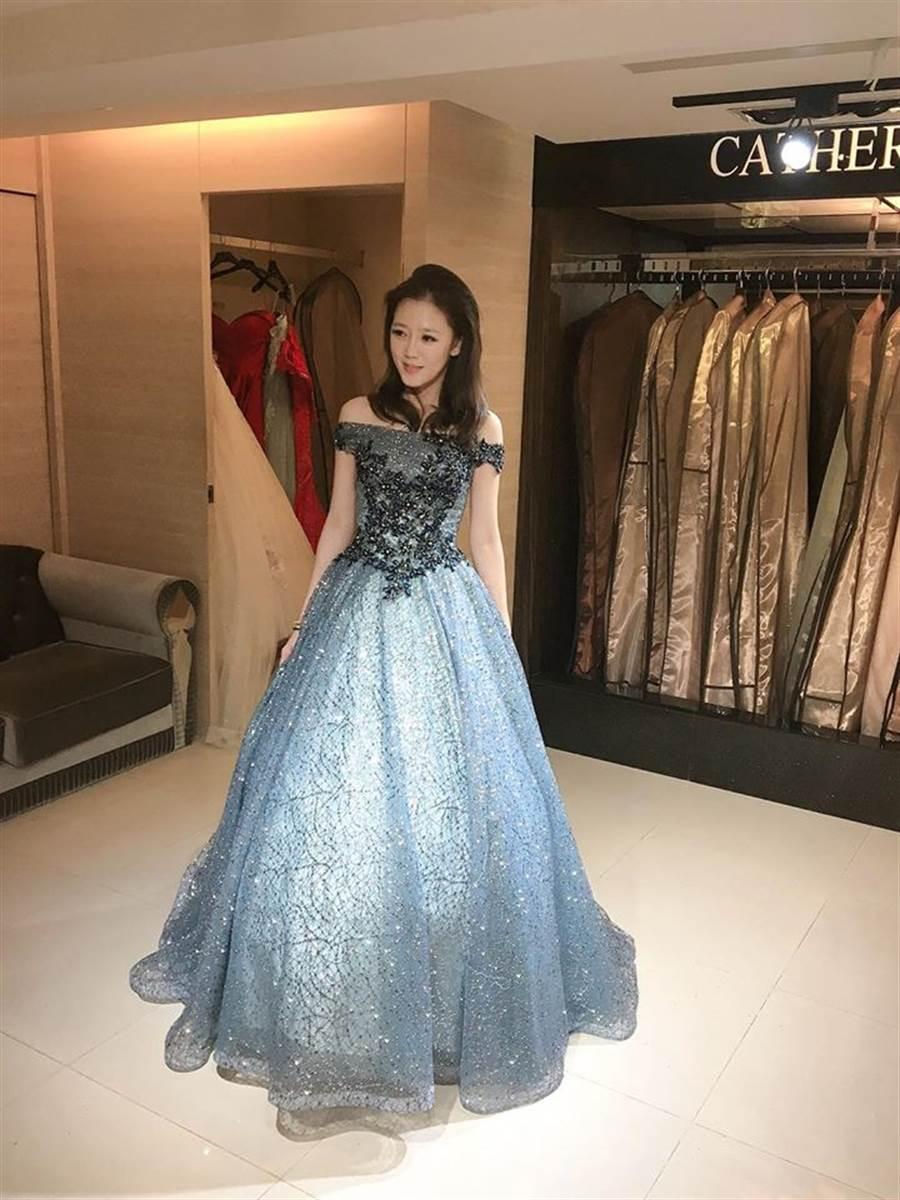 裴琳不急著結婚。(圖/FB@蔡裴琳Peilin Tsai)