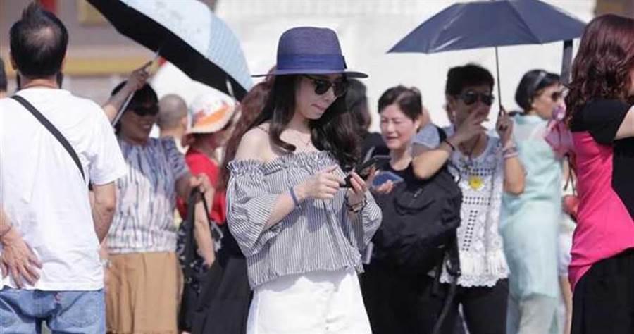 明天台北市、花蓮縱谷恐有高溫出現。(報系資料照)