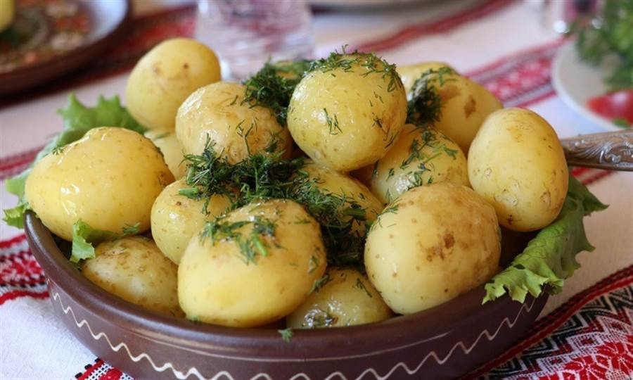 馬鈴薯只要不是用炸的,其實是澱粉模範生。(圖片來源:pixabay)