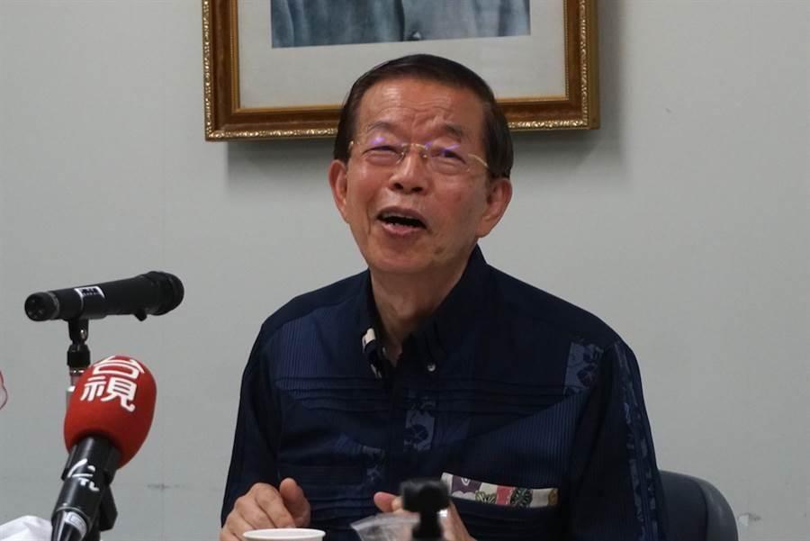 駐日代表謝長廷。(資料照片)