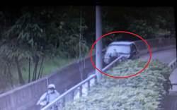 台中七旬翁遭車撞飛慘死 驚悚事故畫面曝光