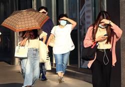 台北高溫飆破38度 用電連兩天創紀錄