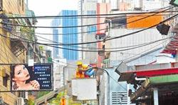 北市幹道纜線 擬2022年前下地