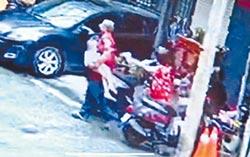 9歲女童疑遭家暴 臉手脖割傷