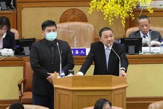 延攬法制局長被控縱放殺人犯 侯友宜回應了!