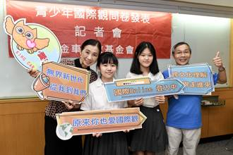 除了台灣哪國防疫做得最好?青少年答案驚人