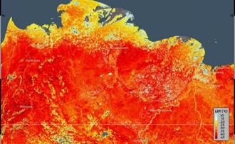 異常!西伯利亞北極圈出現攝氏38度高溫