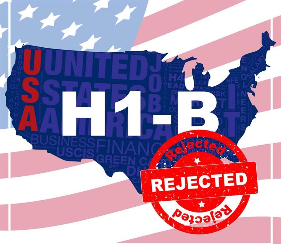 美國總統川普22日簽署行政命令,暫停簽發包括H-1B、H-2B等外國人士工作簽證,受影響工作簽證、交流簽證種類包含7種,簽證限制措施將延續到年底。(示意圖/shutterstock)