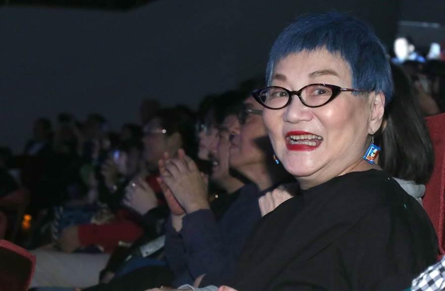 「綜藝教母」張小燕對張清芳離婚一事做出回應。(圖/中時資料照)