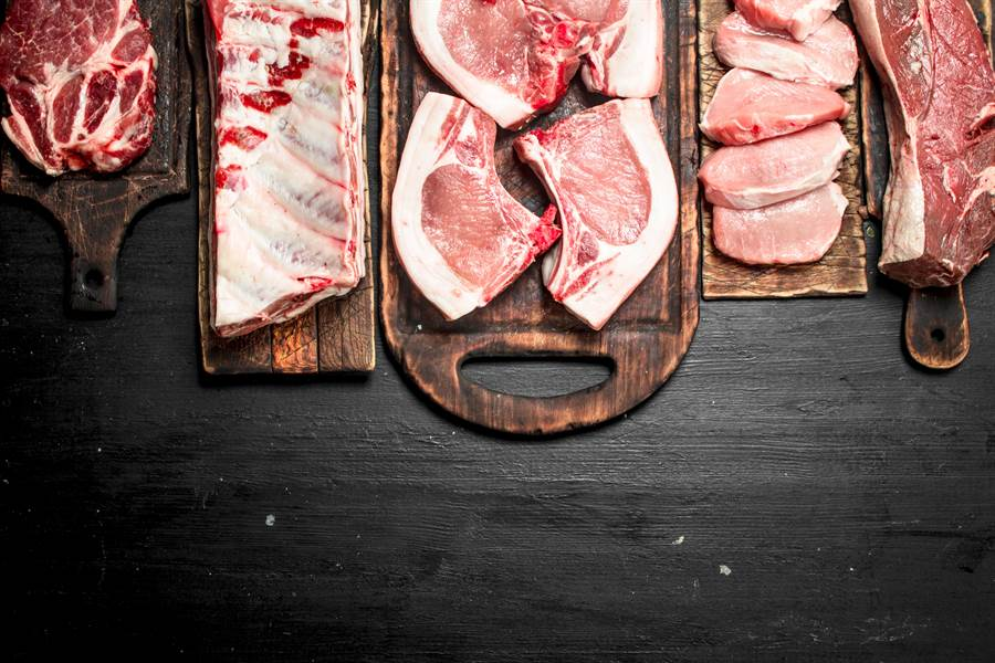 巴西牛肉企業染疫 陸海關暫停其產品進口。(示意圖/shutterstock)