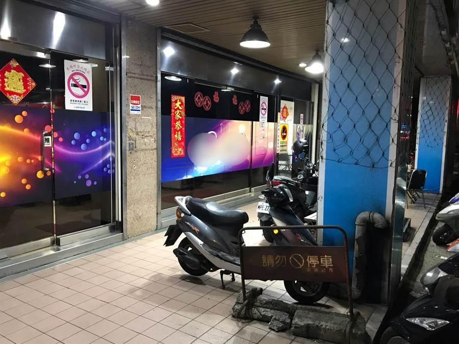 基隆警局督察科越過轄區警方,成功破獲大型賭博電玩。(基隆警方提供/許家寧基隆傳真)