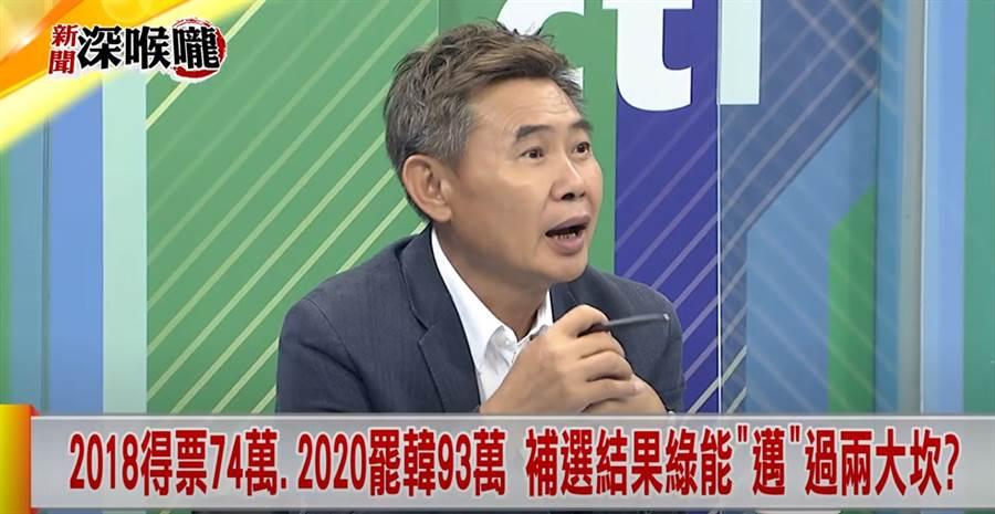 2018得票74萬、2020罷韓93萬 補選結果綠能「邁」過兩大坎?