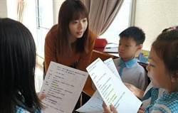 到印尼當志工  東吳甘芳瑜提高當地小學生學華語文的興趣
