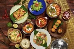花園 thai thai 開幕優惠 拍照按讚打卡套餐「買一送一」