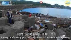 垃圾多到嚇人!自組淨灘團 外籍移工用「行動」愛地球