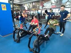 新北運動中心端午立蛋、划龍舟大賽  趣味運動拿好禮