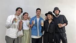 Lulu與小樂東區開咖啡店 揪陳銳共享同空間
