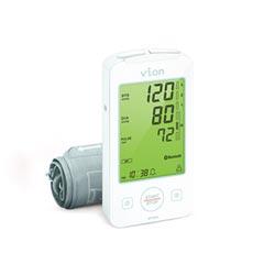 Vion可測量心電圖及血壓計 廣受好評