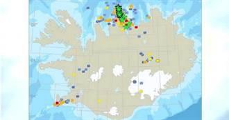 冰島3天逾3千起地震引山崩落石 官方預告火山恐噴發