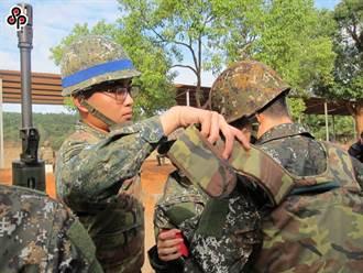 高中職學生修全民國防課程  可折減軍事訓練至多5日