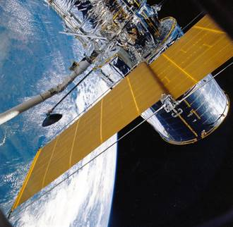 陸布置北斗衛星背後 4000億人幣位置市場爆發