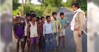 「想給中國一個教訓」!10名印度孩童相約走到中國邊境報仇