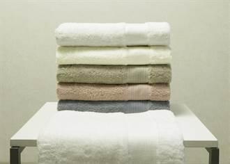 毛巾使用之道大揭密 越是日常越要重視的清潔細節