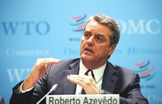 WTO:全球貿易可避開最慘