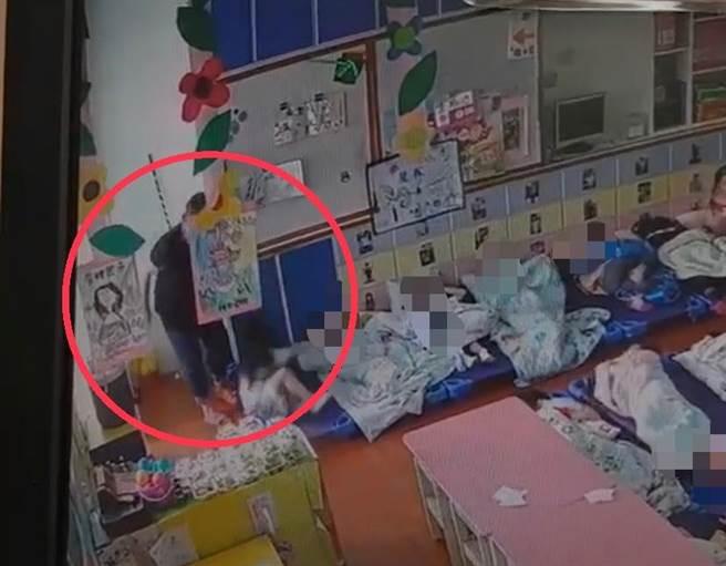民雄鄉某私立幼兒園教師遭家長指控不當管教,目前警政單位已受理報案。(翻攝照片/張亦惠嘉縣傳真)